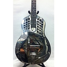 National 1930s STYLE 2 WILD ROSE Resonator Guitar