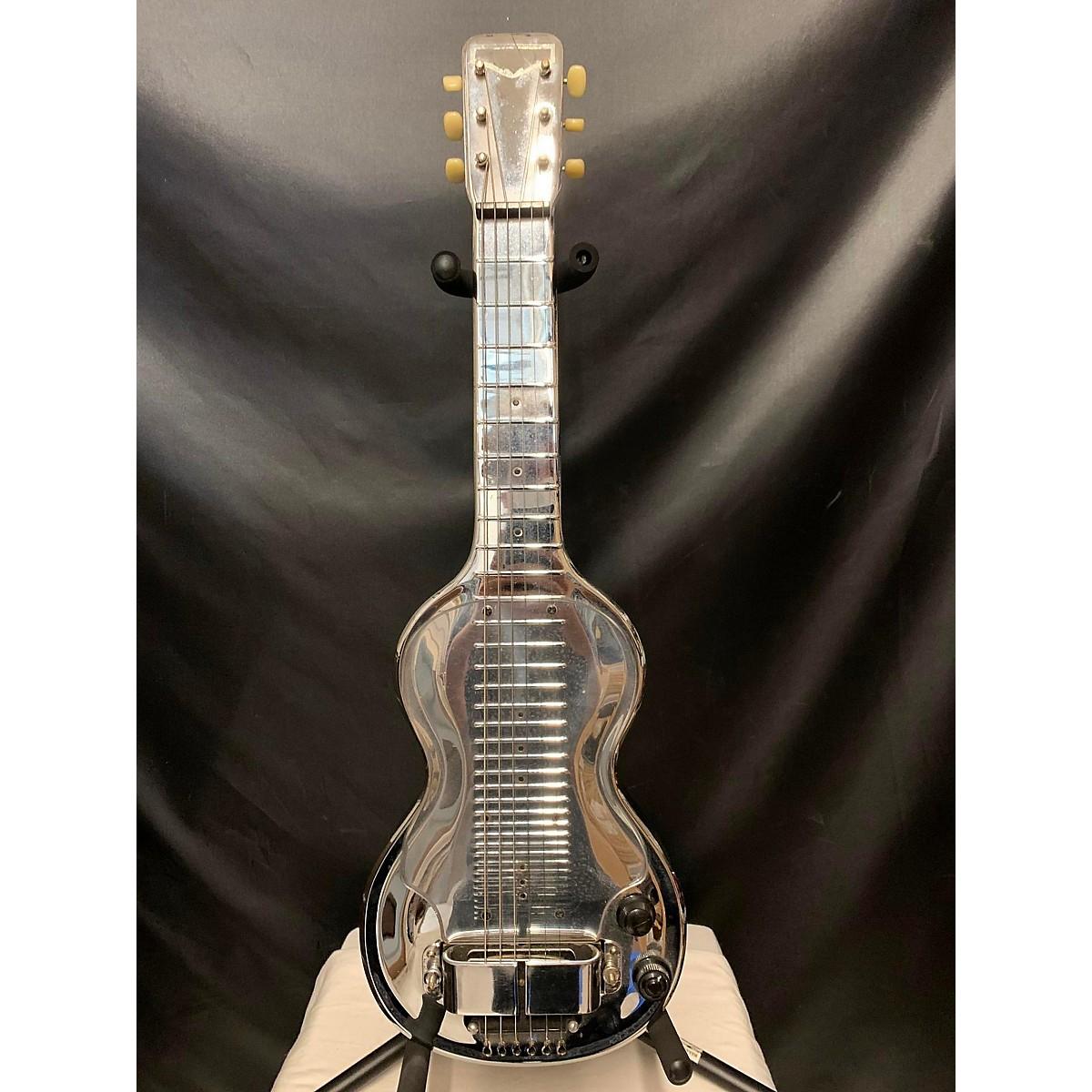 Rickenbacker 1930s Silver Hawaiian Lap Steel