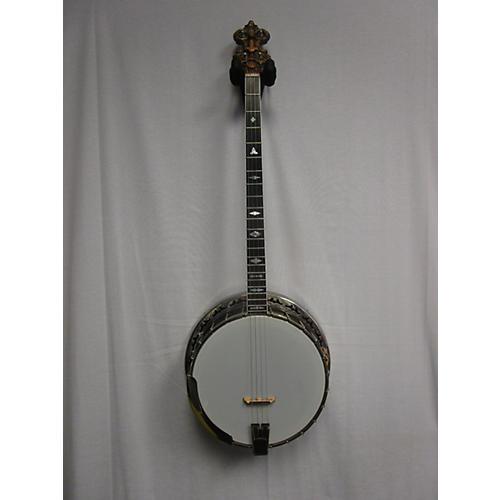 Gibson 1930s Trujo Plectrum Banjo