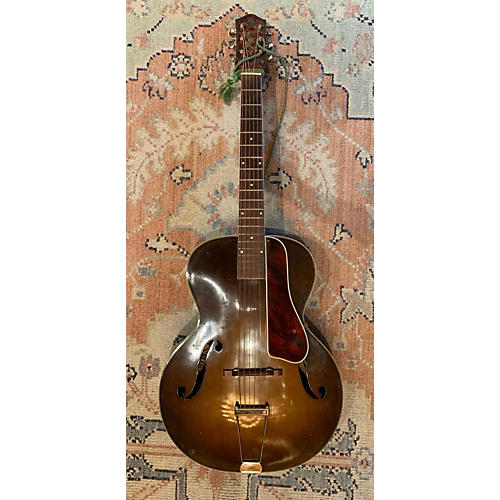 Harmony 1935 Royal Crest Hollow Body Electric Guitar