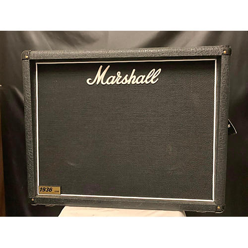 used marshall 1936 guitar cabinet guitar center. Black Bedroom Furniture Sets. Home Design Ideas