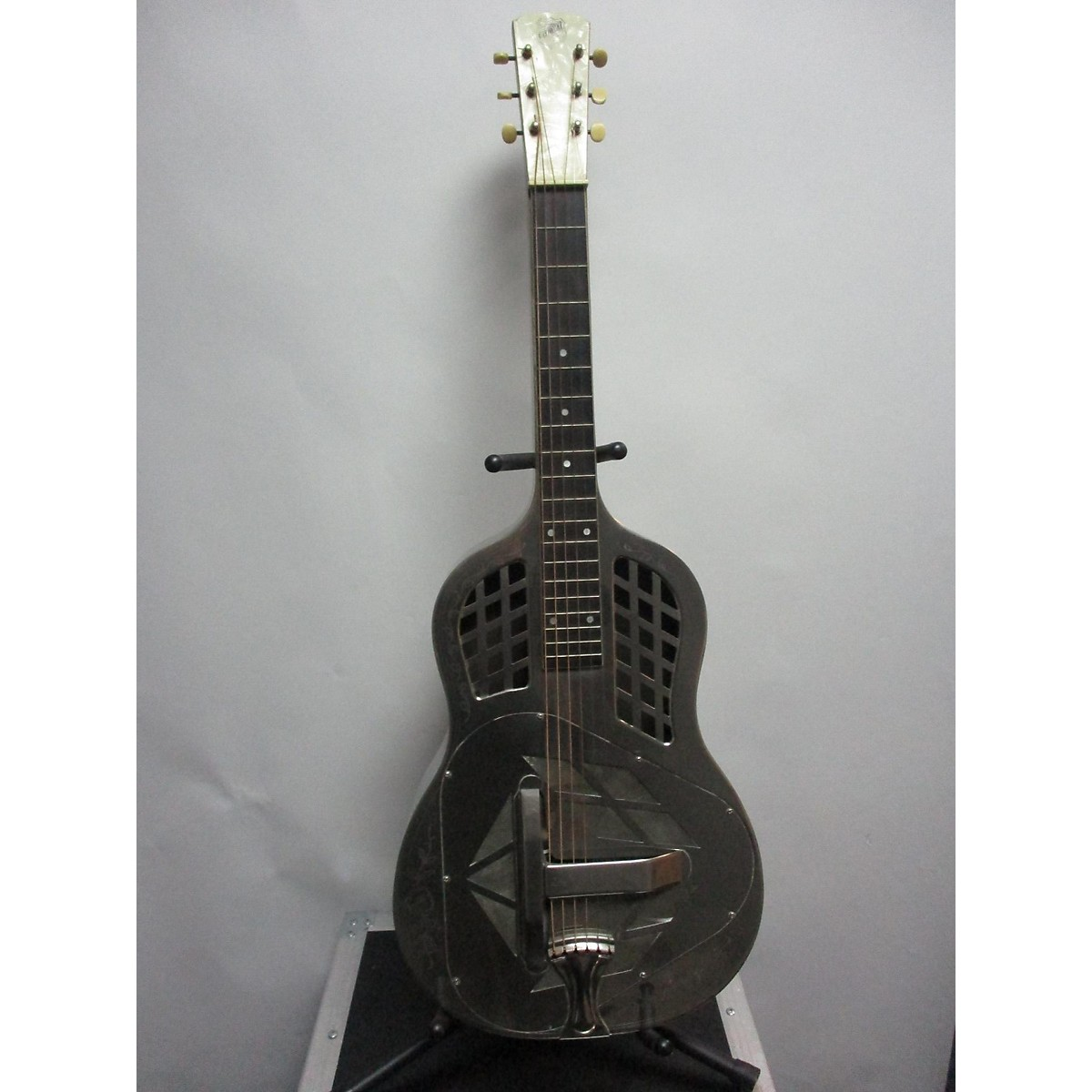 National 1938 Tricone Style 2 Square Neck Resonator Guitar