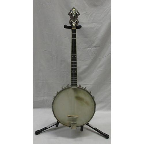 Weymann 1940s 1940's Weymann Keystone 4-string Banjo Banjo