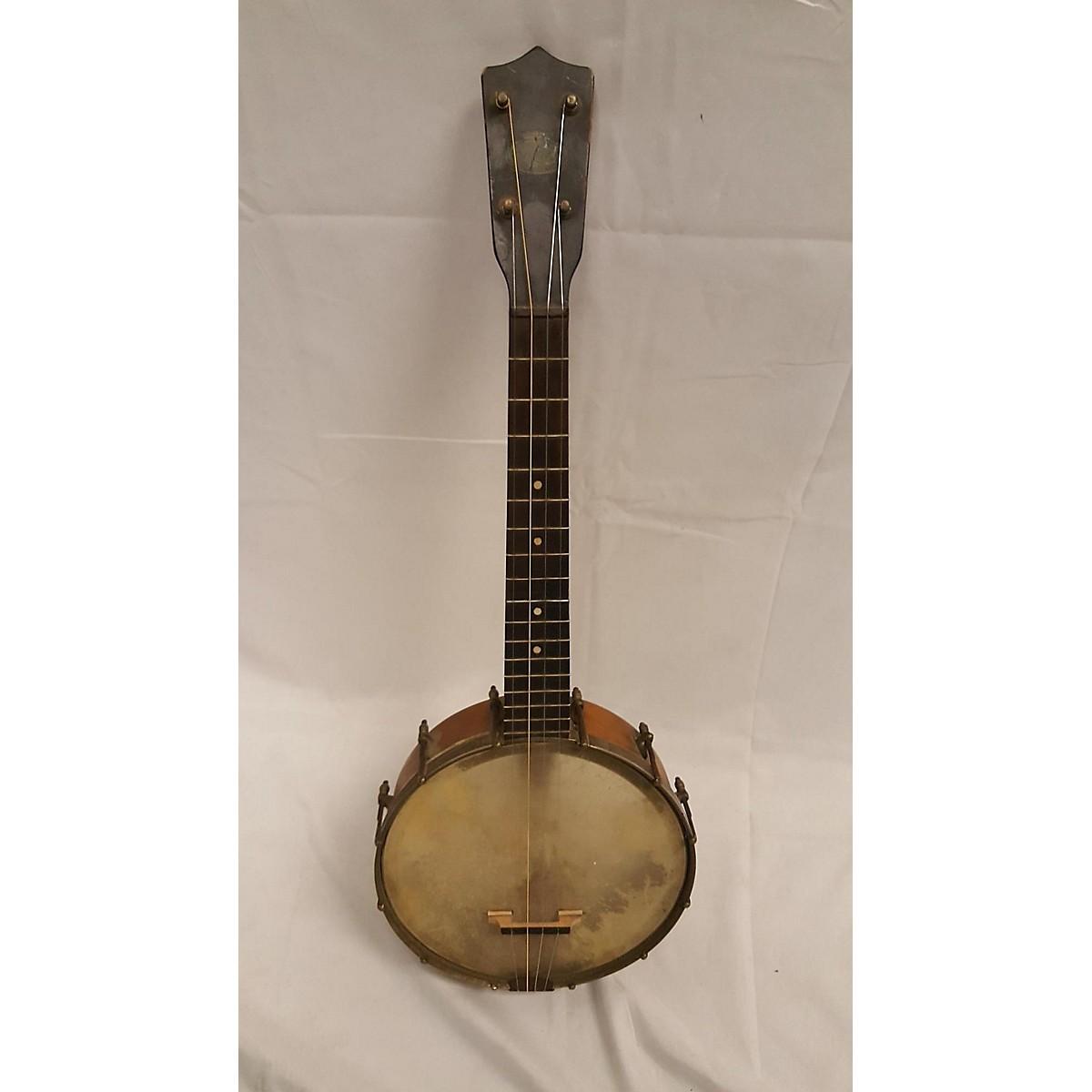 Regal 1940s Banjolin Banjolele