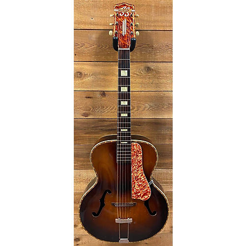 SS Stewart 1940s MODEL 7005 Acoustic Guitar