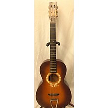 Regal 1940s Parlor Guitar Acoustic Guitar