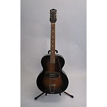 Recording King 1940s Regal Aarchtop Acoustic Electric Guitar