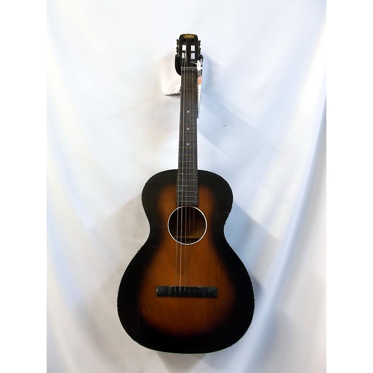 Oahu 1940s Squareneck Lap Guitar Acoustic Guitar