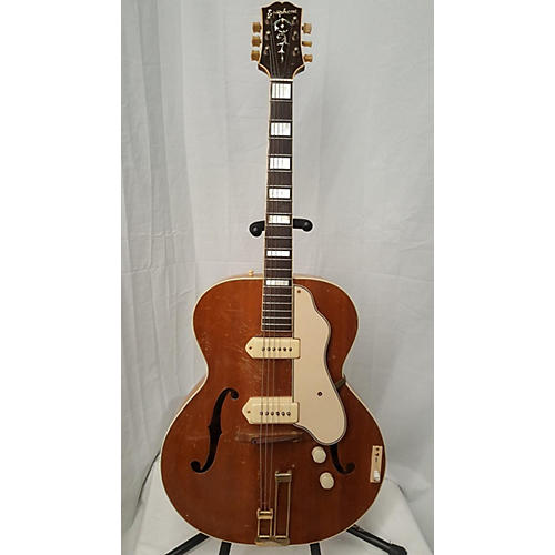 Epiphone 1945 Epiphone Broadway Natural Hollow Body Electric Guitar
