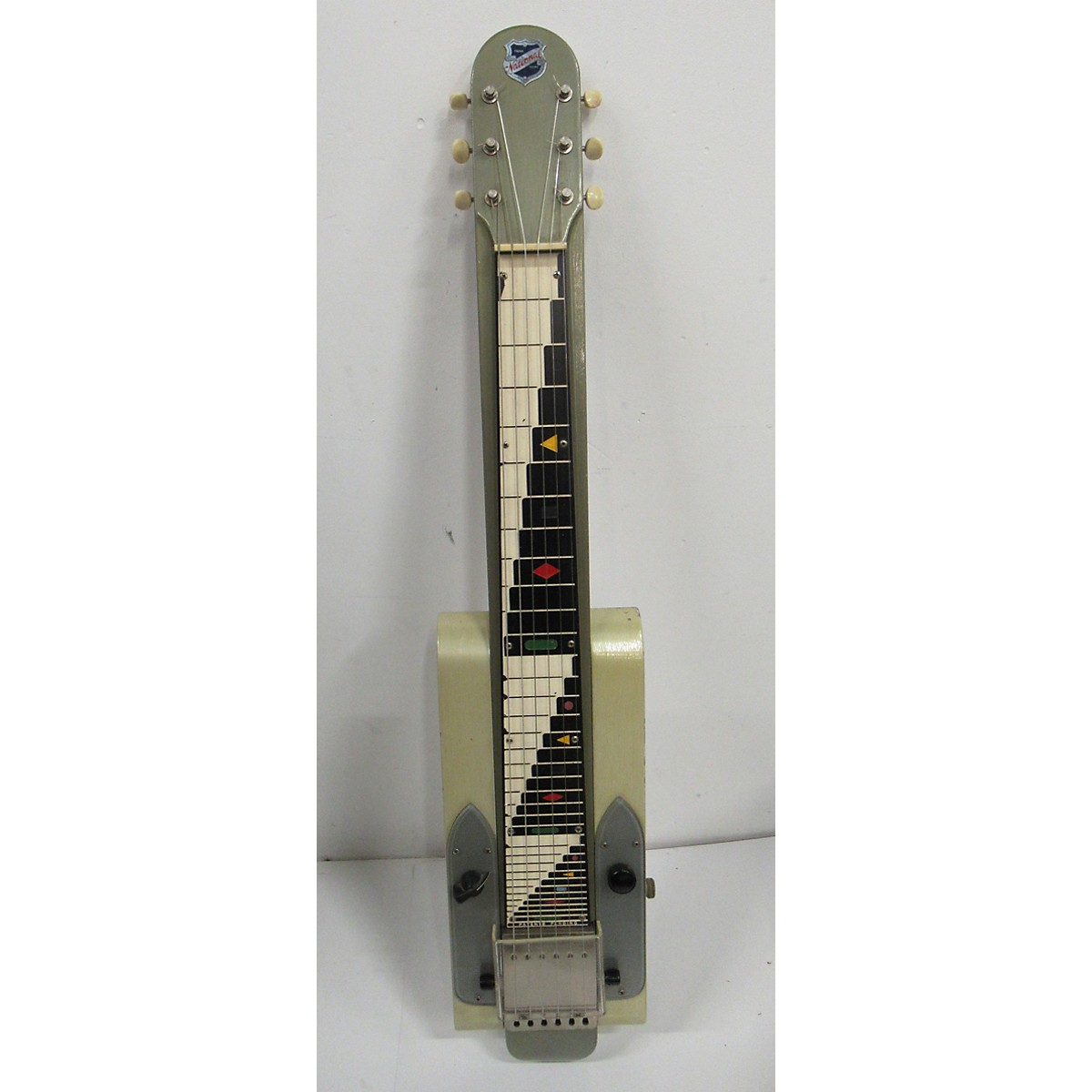 National 1948 Dynamic Lap Steel Solid Body Electric Guitar