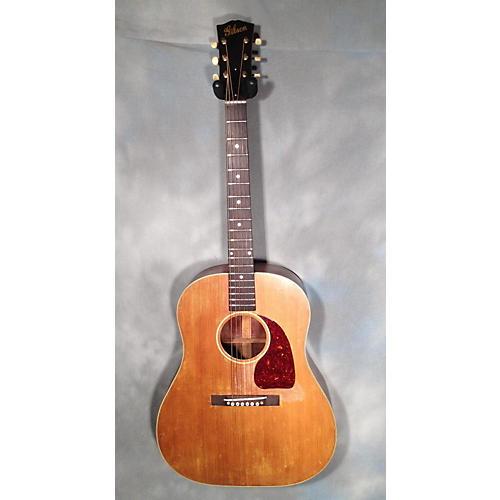 vintage gibson 1948 j50 acoustic guitar natural guitar center. Black Bedroom Furniture Sets. Home Design Ideas