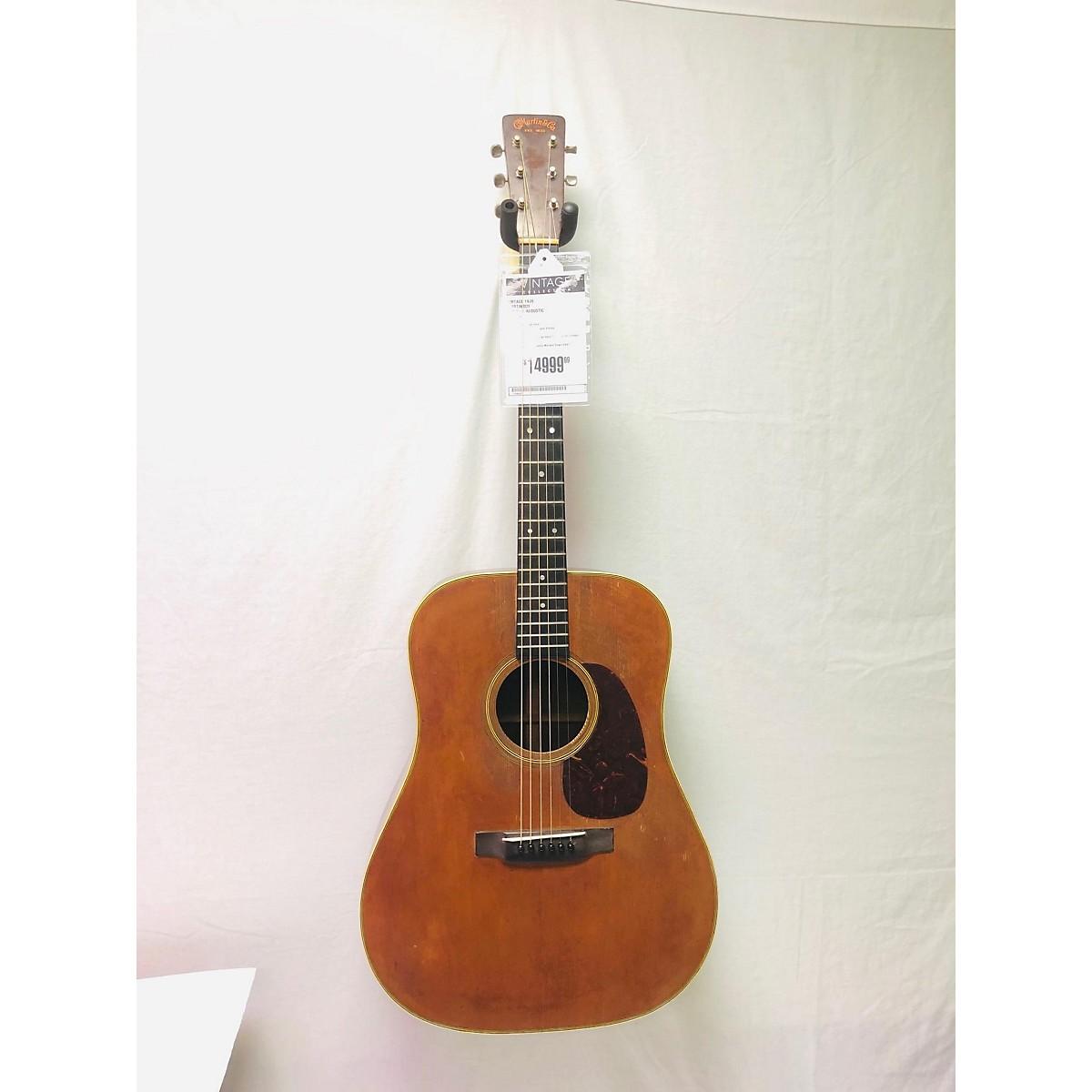 Martin 1949 D28 Acoustic Guitar