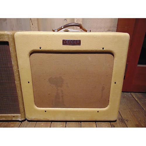 Fender 1950 Pro Amp TV Panel Tube Guitar Combo Amp