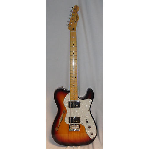 Fender 1950S NOS Thinline Telecaster Hollow Body Electric Guitar