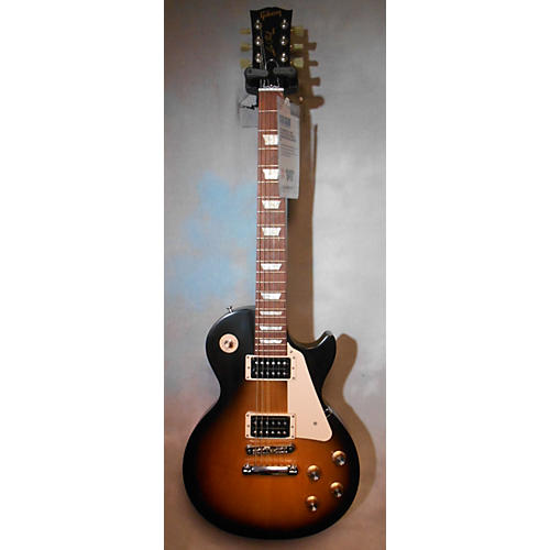 Gibson 1950S Tribute Les Paul Studio W/ Humbucker Vintage Sunburst Solid Body Electric Guitar