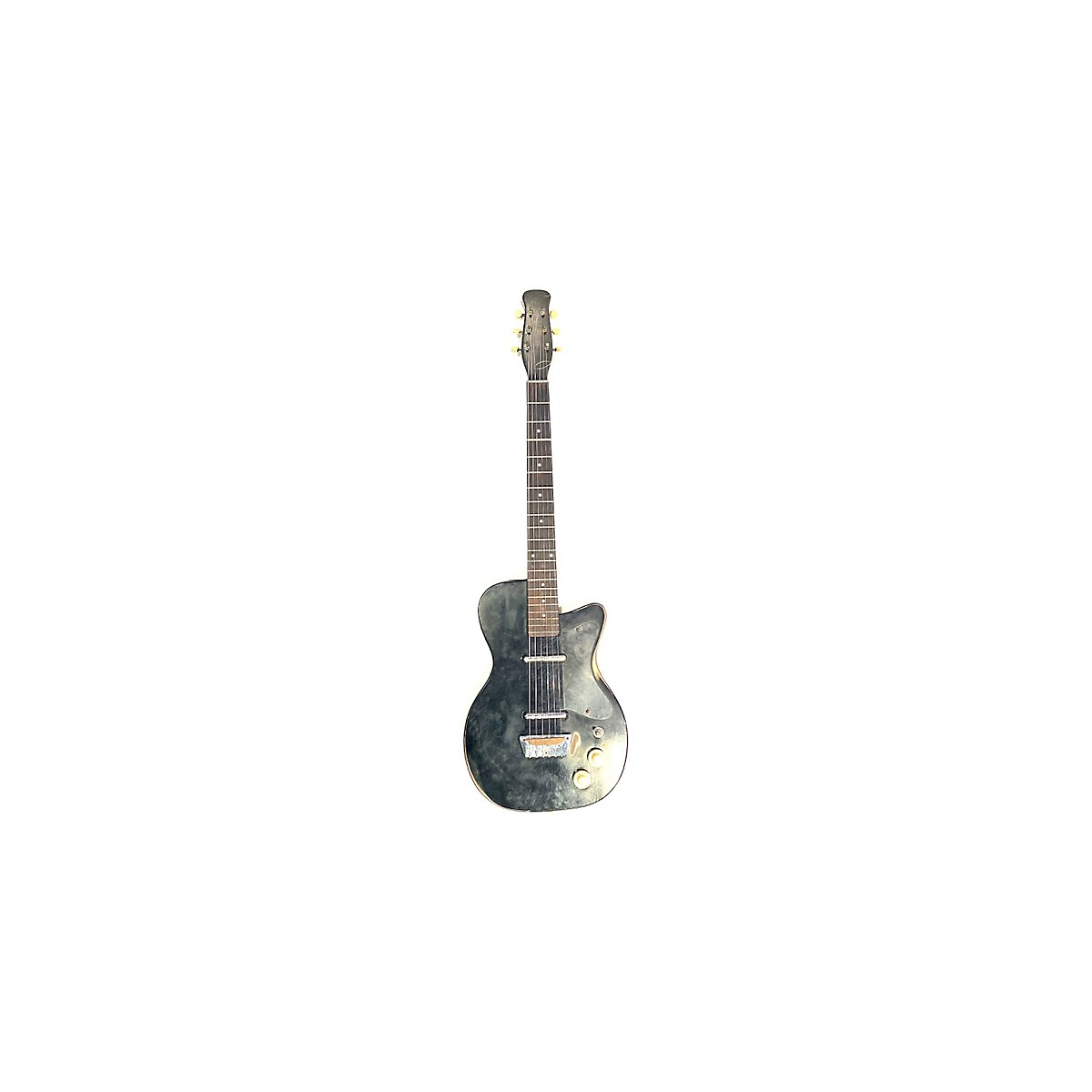 Silvertone 1950s 1303 Solid Body Electric Guitar