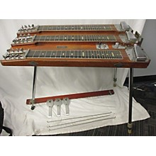 Fender 1950s 1950's Fender Stringmaster Triple Neck Pedal Steel Walnut Lap Steel