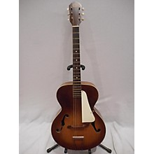 Kay 1950s 1950's Kay Archtop Acoustic Sunburst Acoustic Guitar
