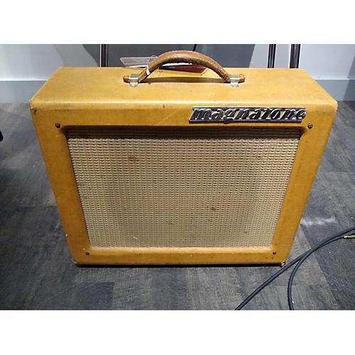 Magnatone 1950s 1950's Magnatone Troubadour 112 Tube Guitar Combo Amp