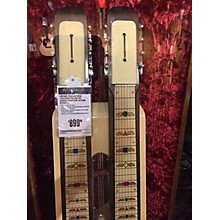 National 1950s 1950's National Grand Console Double Neck Steel Lap Steel