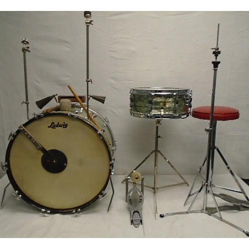 Ludwig 1950s 2PC Kit Drum Kit