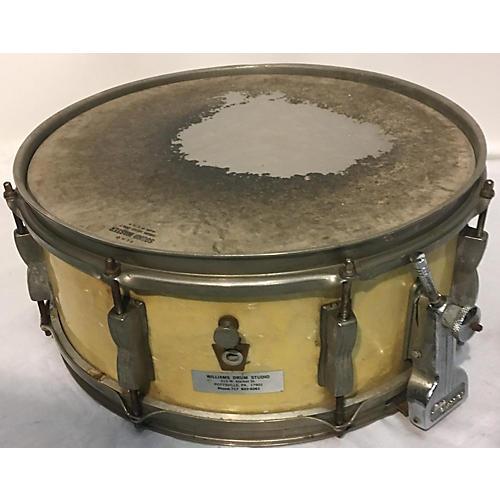 WFL 1950s 5.5X14 Buddy Rich Super Classic WMP Drum
