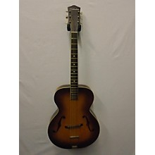 Silvertone 1950s Archtop Acoustic Guitar