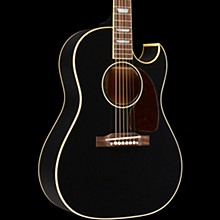 Gibson 1950's CF-100 Ebony Limited Edition Acoustic-Electric Guitar Ebony