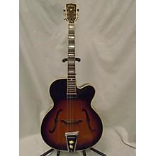Vega 1950s Duo-tron OHSC Hollow Body Electric Guitar