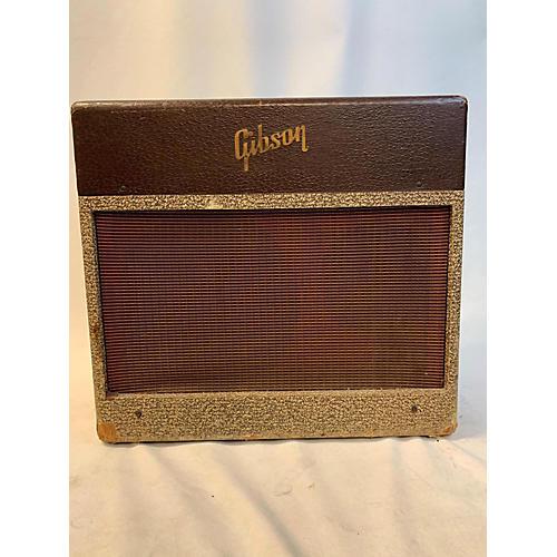 vintage gibson 1950s ga 30 tube guitar combo amp guitar center. Black Bedroom Furniture Sets. Home Design Ideas