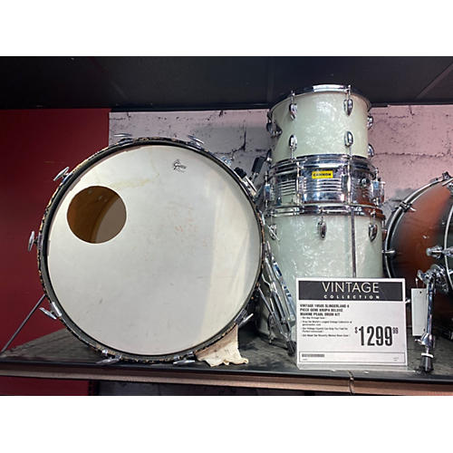 Slingerland 1950s Gene Krupa Deluxe Drum Kit