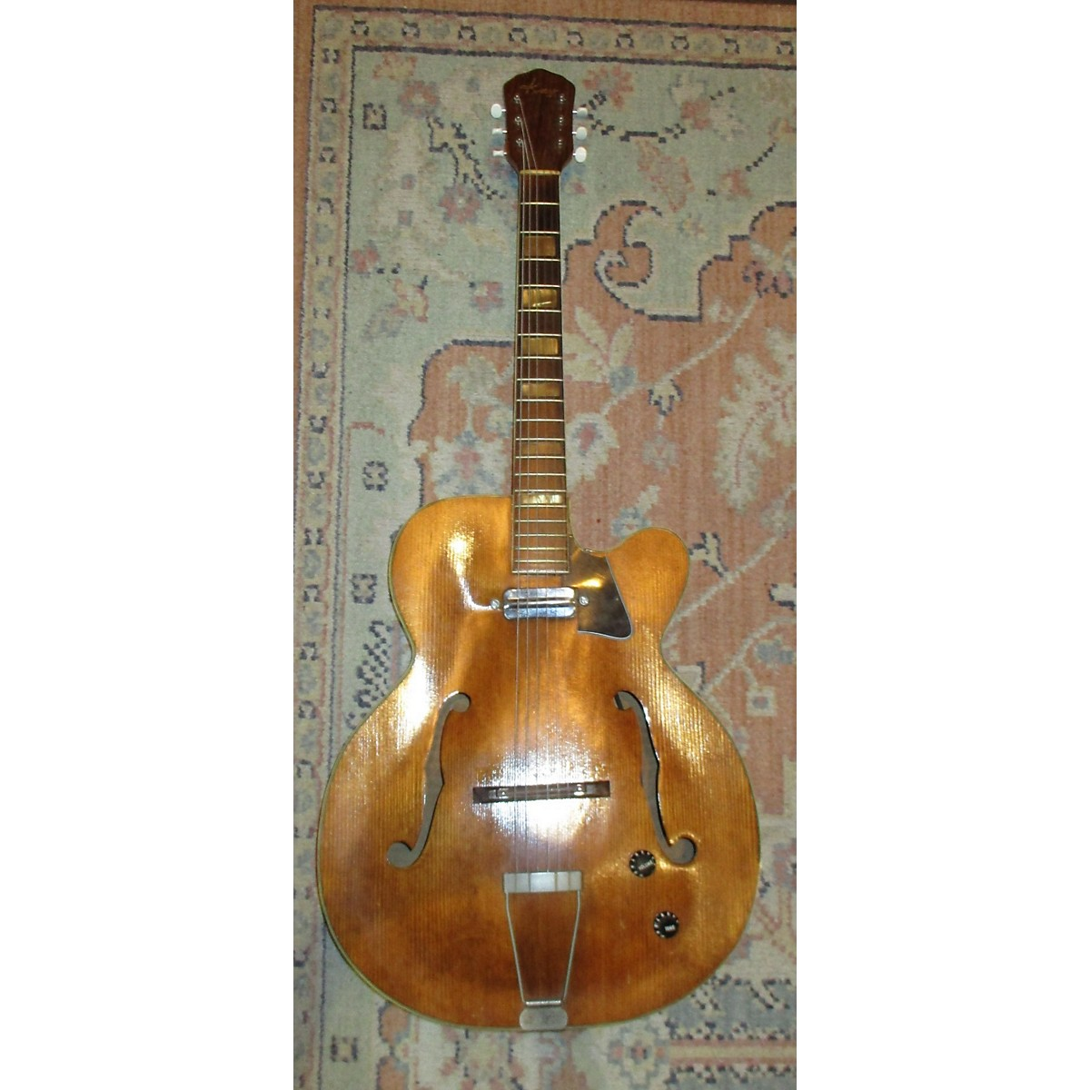 Kay 1950s K-11 Hollow Body Electric Guitar