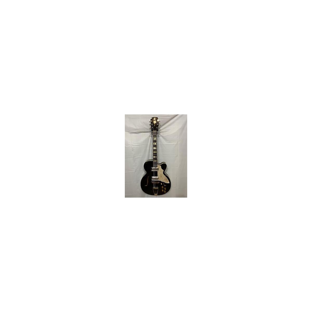 Kay 1950s Kelvinator Upbeat Hollow Body Electric Guitar