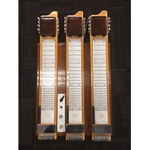 Magnatone 1950s Maestro Triple Neck OHSC Lap Steel