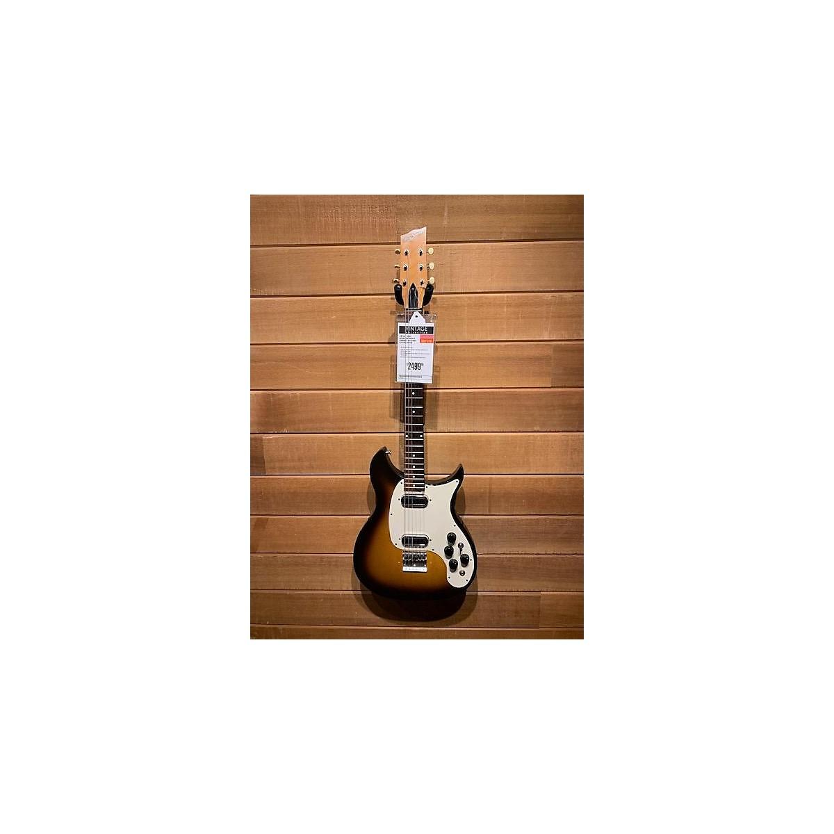 Magnatone 1950s Mark V Solid Body Electric Guitar