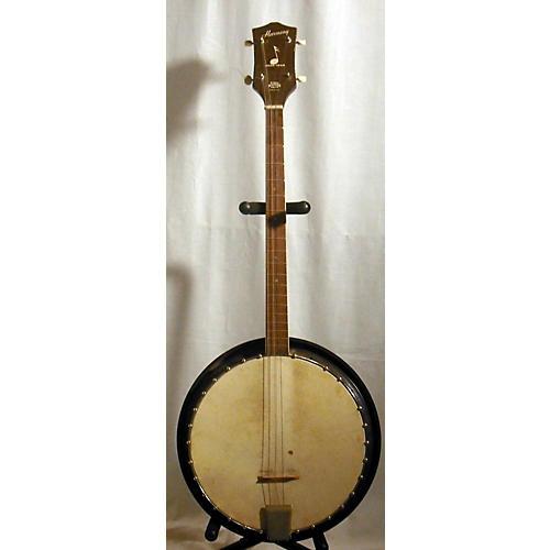 HARMONY 1950s Reso-Tone Banjo Banjo
