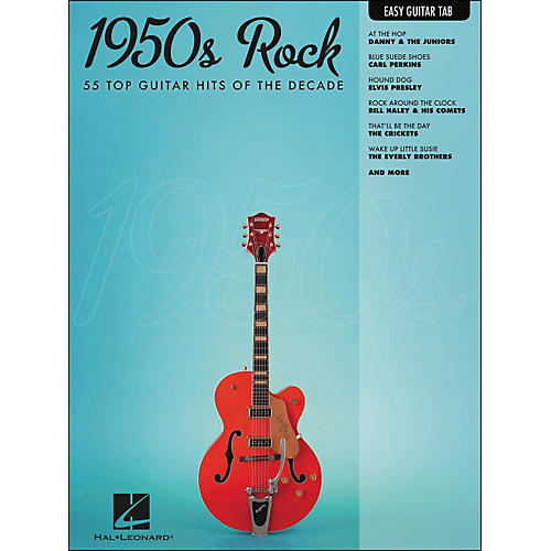 Hal Leonard 1950s Rock Easy Guitar Tab