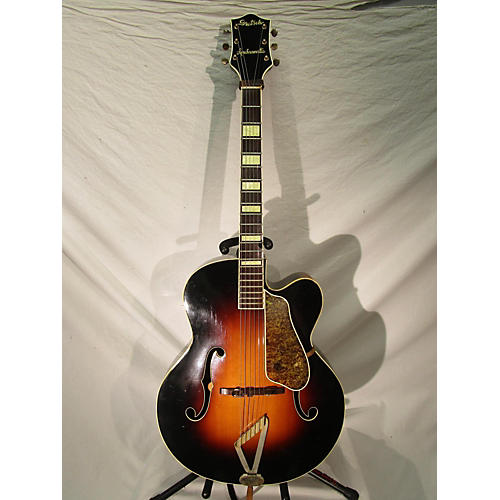 Gretsch Guitars 1950s Synchromatic Model 6030-1 OHSC Acoustic Guitar