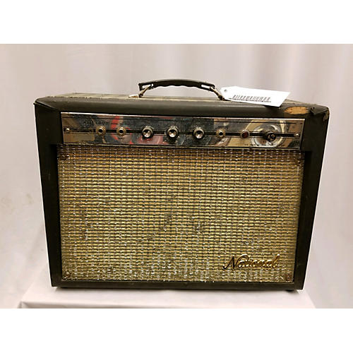 National 1950s Westwood Tube Guitar Combo Amp