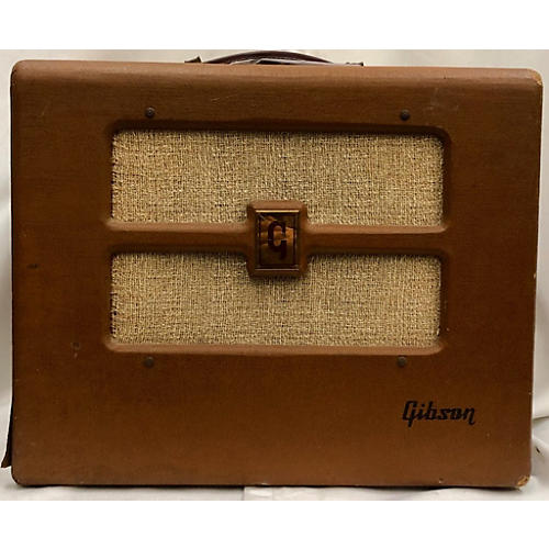 Gibson 1951 BR6 Tube Guitar Combo Amp