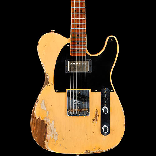 Fender Custom Shop 1951 Heavy Relic HS Telecaster Electric Guitar