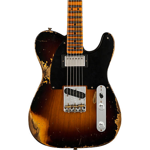 Fender Custom Shop 1951 Limited Edition Telecaster HS Heavy Relic Electric Guitar