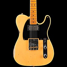 1951 Telecaster HS Relic Electric Guitar Aged Nocaster Blonde