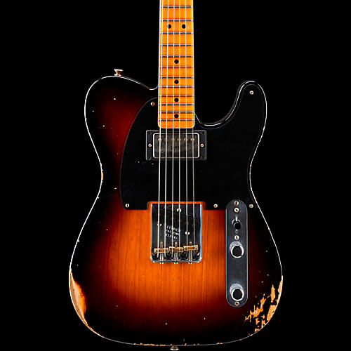 Fender Custom Shop 1951 Telecaster HS Relic Electric Guitar