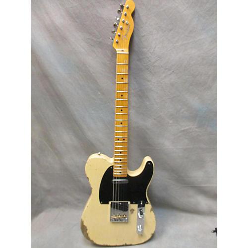 Fender 1951 WILDWOOD 10 Relic Nocaster Solid Body Electric Guitar