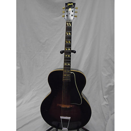 Gibson 1952 1952 Gibson L-4 Sunburst Acoustic Guitar