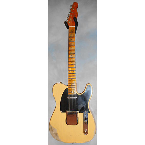 Fender 1952 Heavy Relic Telecaster Solid Body Electric Guitar