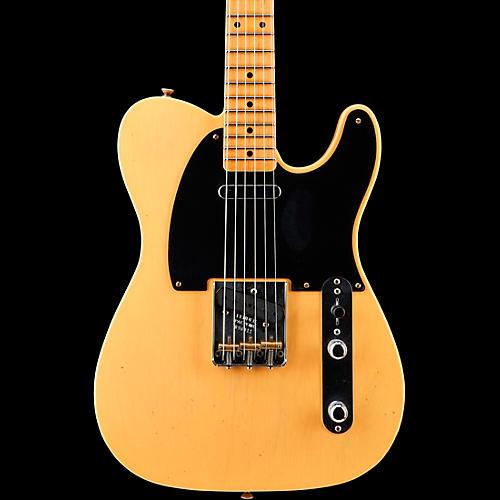 Fender Custom Shop 1952 Telecaster Journeyman Maple Fingerboard Electric Guitar