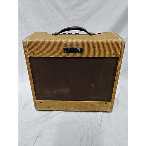 Fender 1953 1953 Fender Deluxe Tweed Tube Guitar Combo Amp