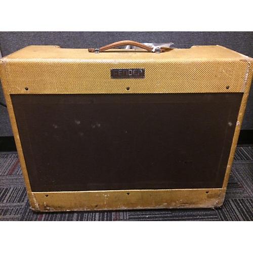 Fender 1953 Twin Reverb Tube Guitar Combo Amp
